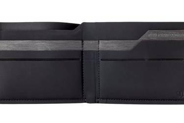 Кошелек Xiaomi 90 Points Light Anti-Theft Wallet, черный