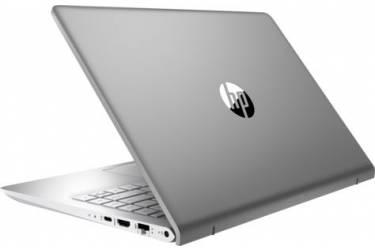 "Ноутбук HP Pavilion 14-bf009ur Core i7 7500U/8Gb/1Tb/SSD128Gb/nVidia GeForce 940MX 2Gb/14""/IPS/FHD (1920x1080)/Windows 10 64/silver/WiFi/BT/Cam"