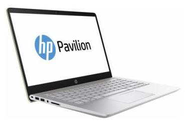 "Ноутбук HP Pavilion 14-bf010ur Core i7 7500U/8Gb/1Tb/SSD128Gb/nVidia GeForce 940MX 2Gb/14""/IPS/FHD (1920x1080)/Windows 10 64/gold/WiFi/BT/Cam"