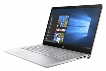 "Ноутбук HP Pavilion 14-bf011ur Core i7 7500U/8Gb/1Tb/SSD128Gb/nVidia GeForce 940MX 2Gb/14""/IPS/FHD (1920x1080)/Windows 10 64/pink/WiFi/BT/Cam"