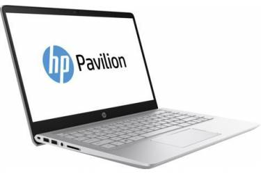 "Ноутбук HP Pavilion 14-bf022ur Pentium 4415U/4Gb/1Tb/Intel HD Graphics/14""/IPS/FHD (1920x1080)/Windows 10 64/silver/WiFi/BT/Cam"