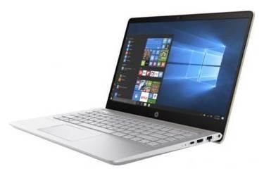 "Ноутбук HP Pavilion 14-bf023ur Pentium 4415U/4Gb/1Tb/Intel HD Graphics/14""/IPS/FHD (1920x1080)/Windows 10 64/gold/WiFi/BT/Cam"