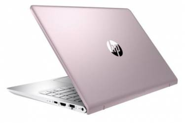 "Ноутбук HP Pavilion 14-bf104ur Core i5 8250U/6Gb/1Tb/SSD128Gb/nVidia GeForce 940MX 2Gb/14""/IPS/FHD (1920x1080)/Windows 10 64/pink/WiFi/BT/Cam"