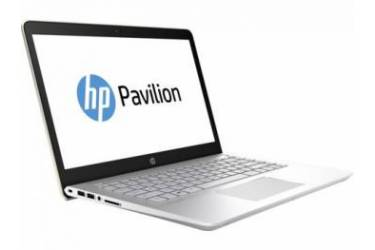 "Ноутбук HP Pavilion 14-bk011ur Core i7 7500U/8Gb/1Tb/SSD256Gb/nVidia GeForce 940MX 4Gb/14""/IPS/FHD (1920x1080)/Windows 10 64/gold/WiFi/BT/Cam"