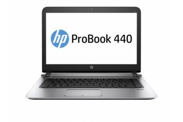 "Ноутбук HP ProBook 440 G3 Core i3 6100U/4Gb/SSD128Gb/Intel HD Graphics 520/14""/SVA/FHD (1920x1080)/Windows 7 Professional 64 dwnW10Pro64/black/WiFi/BT/Cam/2500mAh"