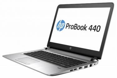 "Ноутбук HP ProBook 440 G4 Core i3 7100U/4Gb/500Gb/Intel HD Graphics 620/14""/SVA/HD (1366x768)/Free DOS 2.0/silver/WiFi/BT/Cam"