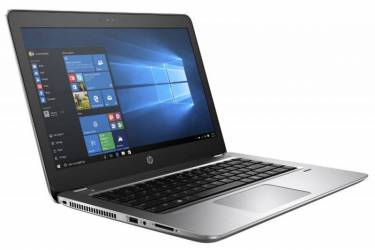 "Ноутбук HP ProBook 440 G4 Core i5 7200U/4Gb/500Gb/Intel HD Graphics 620/14""/SVA/HD (1366x768)/Free DOS 2.0/silver/WiFi/BT/Cam"