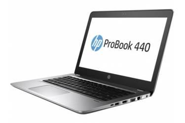 "Ноутбук HP ProBook 440 G4 Core i5 7200U/4Gb/SSD128Gb/Intel HD Graphics 620/14""/UWVA/FHD (1920x1080)/Free DOS 2.0/silver/WiFi/BT/Cam"