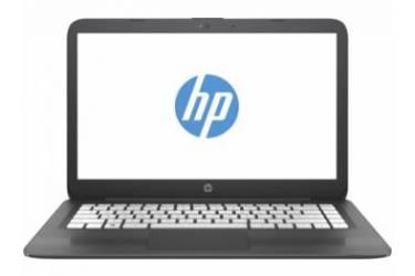 """Ноутбук HP Stream 14-ax010ur Celeron N3060/4Gb/SSD32Gb/Intel HD Graphics 400/14""""/HD (1366x768)/Windows 10 64/grey/WiFi/BT/Cam"""