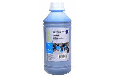 Чернила Cactus CS-EPT6732-1000 голубой 1000мл для Epson Epson L800/L810/L850/L1800