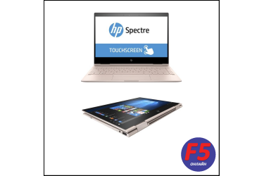 "Ноутбук HP Spectre x360 13-ae013ur Core i5 8250U/8Gb/SSD256Gb/Intel HD Graphics/13.3""/IPS/FHD (1920x1080)/Windows 10 64/pink/WiFi/BT/Cam/Bag"