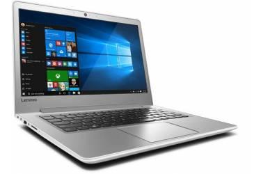 "Ноутбук Lenovo IdeaPad 510S-13IKB Core i3 7100U/8Gb/SSD128Gb/Intel HD Graphics 620/13.3""/IPS/FHD (1920x1080)/Free DOS/white/WiFi/BT/Cam"