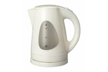 Чайник электрический Supra KES-1708 1.7л. 2200Вт бежевый (корпус: пластик)