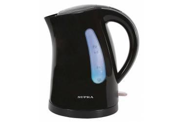 Чайник электрический Supra KES-1721N 1.7л. 2200Вт черный (корпус: пластик)