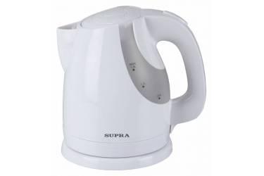 Чайник электрический Supra KES-1725 1.7л. 2000Вт белый (корпус: пластик)