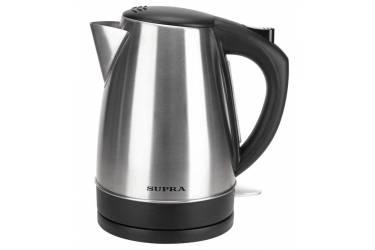 Чайник электрический Supra KES-1735N 1.7л. 2200Вт серебристый (корпус: нержавеющая сталь)