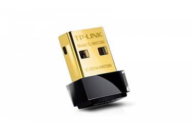 Wi-Fi адаптер Tp-Link TL-WN725N 150M