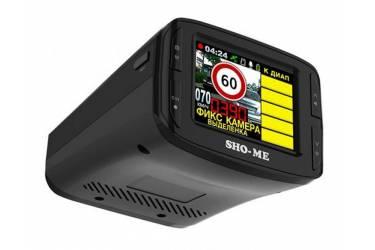 Радар-детектор Sho-Me Combo №3 ICATCH GPS ГЛОНАС черный