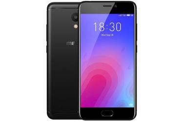 Смартфон Meizu M6 16GB (Black)
