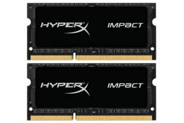 Память DDR3L 2x8Gb 2133MHz Kingston HX321LS11IB2K2/16 RTL PC3-17000 CL11 SO-DIMM 204-pin 1.35В
