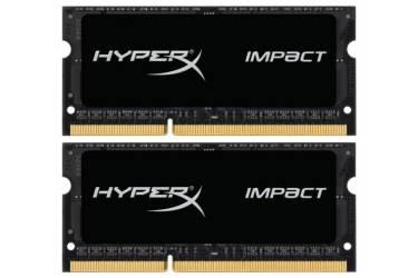 Память DDR3L 2x8Gb 1866MHz Kingston HX318LS11IBK2/16 RTL PC3-14900 CL11 SO-DIMM 204-pin 1.35В