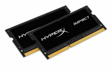 Память DDR3L 2x8Gb 1600MHz Kingston HX316LS9IBK2/16 RTL PC3-12800 CL9 SO-DIMM 204-pin 1.35В