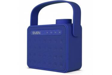 Беспроводная (bluetooth) акустика Sven PS-72 Синяя
