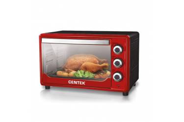 Мини-печь Centek CT-1530 36 красная