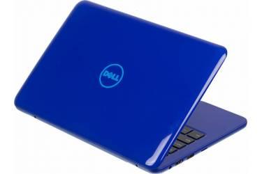 "Ноутбук Dell Inspiron 3162 Celeron N3060/2Gb/500Gb/Intel HD Graphics/11.6""/HD (1366x768)/Windows 10/blue/WiFi/BT/Cam"