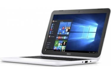 "Ноутбук Dell Inspiron 3162 Pentium N3710/4Gb/SSD128Gb/Intel HD Graphics 400/11.6""/HD (1366x768)/Linux/white/WiFi/BT/Camera"