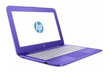 """Ноутбук HP Stream 11-y005ur Celeron N3050/4Gb/SSD32Gb/Intel HD Graphics/11.6""""/HD (1366x768)/Windows 10 64/violet/WiFi/BT/Cam"""