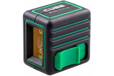 Лазерный нивелир Ada Cube MINI Green Home Edition