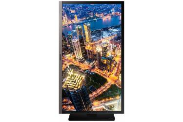 "Монитор Samsung 28"" U28E850R черный TN+film LED 16:9 HDMI матовая HAS 1000:1 370cd 170гр/160гр 3840x2160 DisplayPort Ultra HD USB 7.43кг"