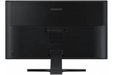 "Монитор Samsung 28"" U28E590D черный TN+film LED 16:9 HDMI матовая 700:1 370cd 170гр/160гр 3840x2160 DisplayPort Ultra HD 5.28кг"