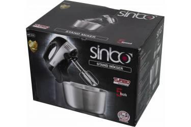 Миксер стационарный Sinbo SMX 2725 300Вт черный