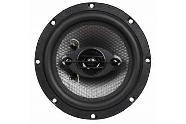 Колонки автомобильные FLI Underground FU6-F4 150Вт 85дБ 2Ом 16.5см (6 1/2дюйм) (ком.:2кол.) коаксиальные четырехполосные