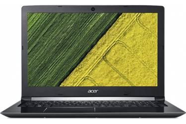 "Ноутбук Acer Aspire A517-51G-57H9 Core i5 7200U/8Gb/1Tb/DVD-RW/nVidia GeForce 940MX 2Gb/17.3""/IPS/FHD (1920x1080)/Linux/black/WiFi/BT/Cam"