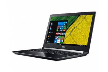 "Ноутбук Acer Aspire A717-71G-7817 Core i7 7700HQ/16Gb/1Tb/SSD256Gb/nVidia GeForce GTX 1050 Ti 4Gb/17.3""/IPS/FHD (1920x1080)/Windows 10 Home/black/WiFi/BT/Cam/3220mAh"