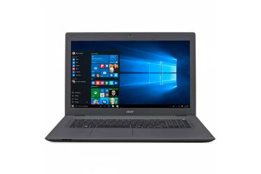 "Ноутбук Acer Aspire E5-722G-66MC A6 7310/4Gb/500Gb/AMD Radeon R5 M335 2Gb/17.3""/HD+ (1600x900)/Windows 10/black/WiFi/BT/Cam/2520mAh"