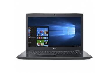 "Ноутбук Acer Aspire E5-774G-531K Core i5 7200U/8Gb/1Tb/DVD-RW/nVidia GeForce 940MX 2Gb/17.3""/FHD (1920x1080)/Linux/black/WiFi/BT/Cam/2800mAh"