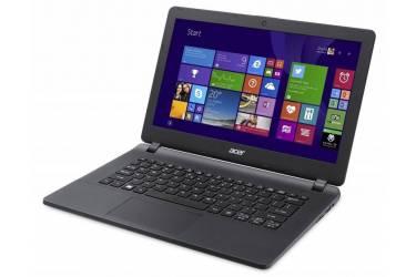 "Ноутбук Acer Aspire ES1-331-C2VG Celeron N3060/2Gb/500Gb/Intel HD Graphics 400/13.3""/HD (1366x768)/Windows 10/black/WiFi/BT/Cam/3500mAh"