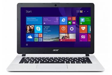 "Ноутбук Acer Aspire ES1-331-C5DP Celeron N3060/2Gb/SSD32Gb/Intel HD Graphics 400/13.3""/HD (1366x768)/Windows 10/white/WiFi/BT/Cam/3500mAh"