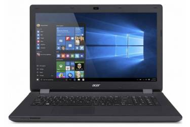 "Ноутбук Acer Aspire ES1-531-C8UH Celeron N3060/4Gb/500Gb/Intel HD Graphics 500/15.6""/HD+ (1600x900)/Windows 10/black/WiFi/BT/Cam/3220mAh"