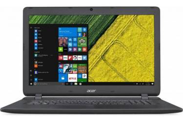 "Ноутбук Acer Aspire ES1-732-C1EG Celeron N3350/4Gb/500Gb/DVD-RW/Intel HD Graphics 500/17.3""/HD+ (1600x900)/Windows 10/black/WiFi/BT/Cam/3220mAh"