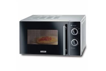 Микроволновая Печь Mystery MMW-2032 20л. 800Вт серебристый/черный