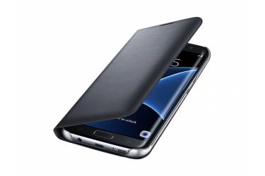 Оригинальный чехол Samsung G935 Black LED View
