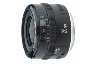 Объектив Canon EF IS USM (5179B005) 28мм f/2.8 черный