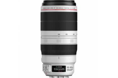 Объектив Canon EF IS USM (9524B005) 100-400мм f/4.5-5.6 белый