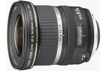 Объектив Canon EF-S USM (9518A007) 10-22мм f/3.5-4.5