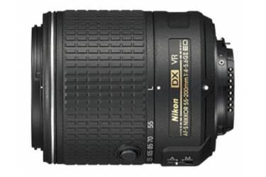 Объектив Nikon AF-S DX Nikkor G ED VRII (JAA823DA) 55-200мм f/4.5-5.6